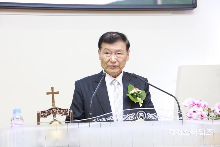 신임 총회장 김철진 목사.JPG