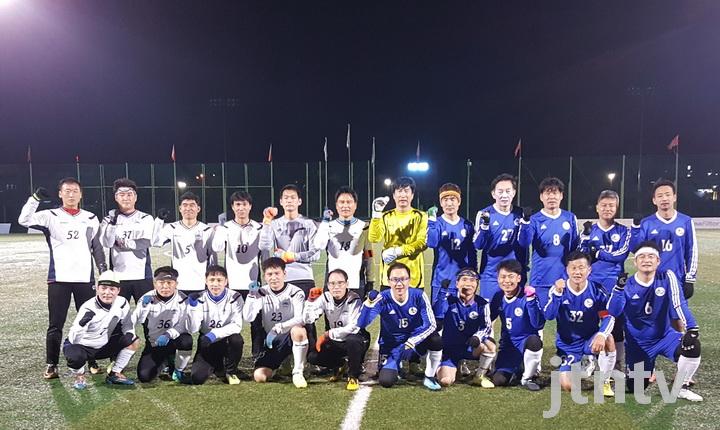 결승전을 앞둔 안산팀과 수원팀01.jpg